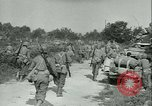 Image of United States troops Cherence Le Roussel France, 1945, second 55 stock footage video 65675020666