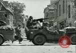 Image of United States troops France, 1945, second 42 stock footage video 65675020667