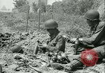 Image of Allied troops Saint Malo France, 1944, second 6 stock footage video 65675020668