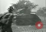 Image of Allied troops Saint Malo France, 1944, second 17 stock footage video 65675020668