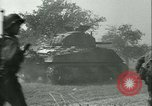 Image of Allied troops Saint Malo France, 1944, second 18 stock footage video 65675020668