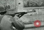 Image of Allied troops Saint Malo France, 1944, second 34 stock footage video 65675020668