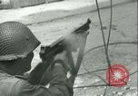 Image of Allied troops Saint Malo France, 1944, second 36 stock footage video 65675020668
