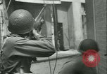 Image of Allied troops Saint Malo France, 1944, second 46 stock footage video 65675020668