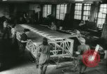 Image of plywood uses in World War 2 United States USA, 1944, second 60 stock footage video 65675020670