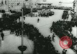 Image of Bastille Day during WW2 Cherbourg Normandy France, 1944, second 7 stock footage video 65675020671