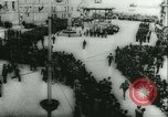 Image of Bastille Day during WW2 Cherbourg Normandy France, 1944, second 8 stock footage video 65675020671