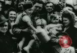 Image of Bastille Day during WW2 Cherbourg Normandy France, 1944, second 13 stock footage video 65675020671