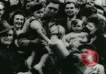 Image of Bastille Day during WW2 Cherbourg Normandy France, 1944, second 14 stock footage video 65675020671