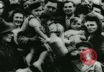 Image of Bastille Day during WW2 Cherbourg Normandy France, 1944, second 15 stock footage video 65675020671