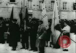 Image of Bastille Day during WW2 Cherbourg Normandy France, 1944, second 18 stock footage video 65675020671