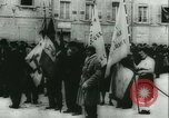 Image of Bastille Day during WW2 Cherbourg Normandy France, 1944, second 19 stock footage video 65675020671