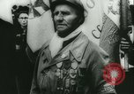 Image of Bastille Day during WW2 Cherbourg Normandy France, 1944, second 20 stock footage video 65675020671