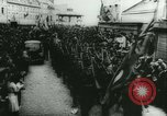 Image of Bastille Day during WW2 Cherbourg Normandy France, 1944, second 23 stock footage video 65675020671
