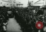 Image of Bastille Day during WW2 Cherbourg Normandy France, 1944, second 24 stock footage video 65675020671