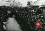 Image of Bastille Day during WW2 Cherbourg Normandy France, 1944, second 25 stock footage video 65675020671