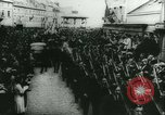 Image of Bastille Day during WW2 Cherbourg Normandy France, 1944, second 26 stock footage video 65675020671