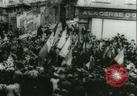 Image of Bastille Day during WW2 Cherbourg Normandy France, 1944, second 27 stock footage video 65675020671