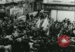 Image of Bastille Day during WW2 Cherbourg Normandy France, 1944, second 28 stock footage video 65675020671