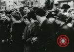 Image of Bastille Day during WW2 Cherbourg Normandy France, 1944, second 29 stock footage video 65675020671