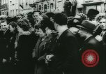 Image of Bastille Day during WW2 Cherbourg Normandy France, 1944, second 30 stock footage video 65675020671