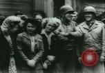Image of Bastille Day during WW2 Cherbourg Normandy France, 1944, second 39 stock footage video 65675020671