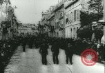 Image of Bastille Day during WW2 Cherbourg Normandy France, 1944, second 40 stock footage video 65675020671