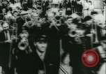 Image of Bastille Day during WW2 Cherbourg Normandy France, 1944, second 45 stock footage video 65675020671