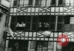 Image of Bastille Day during WW2 Cherbourg Normandy France, 1944, second 48 stock footage video 65675020671
