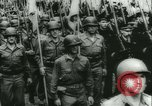 Image of Bastille Day during WW2 Cherbourg Normandy France, 1944, second 51 stock footage video 65675020671