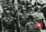 Image of Bastille Day during WW2 Cherbourg Normandy France, 1944, second 52 stock footage video 65675020671