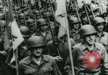 Image of Bastille Day during WW2 Cherbourg Normandy France, 1944, second 53 stock footage video 65675020671