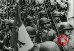 Image of Bastille Day during WW2 Cherbourg Normandy France, 1944, second 54 stock footage video 65675020671