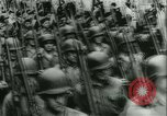 Image of Bastille Day during WW2 Cherbourg Normandy France, 1944, second 55 stock footage video 65675020671