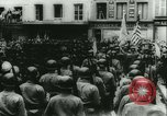 Image of Bastille Day during WW2 Cherbourg Normandy France, 1944, second 58 stock footage video 65675020671