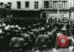 Image of Bastille Day during WW2 Cherbourg Normandy France, 1944, second 60 stock footage video 65675020671