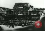 Image of Bastille Day during WW2 Cherbourg Normandy France, 1944, second 61 stock footage video 65675020671