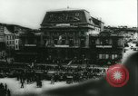 Image of Bastille Day during WW2 Cherbourg Normandy France, 1944, second 62 stock footage video 65675020671