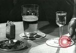 Image of men in bar Germany, 1941, second 11 stock footage video 65675020685