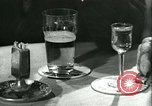 Image of men in bar Germany, 1941, second 12 stock footage video 65675020685