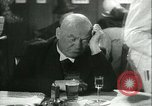 Image of men in bar Germany, 1941, second 13 stock footage video 65675020685