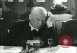 Image of men in bar Germany, 1941, second 14 stock footage video 65675020685