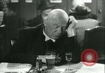 Image of men in bar Germany, 1941, second 15 stock footage video 65675020685