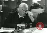 Image of men in bar Germany, 1941, second 16 stock footage video 65675020685