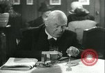 Image of men in bar Germany, 1941, second 17 stock footage video 65675020685