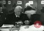 Image of men in bar Germany, 1941, second 18 stock footage video 65675020685
