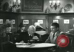 Image of men in bar Germany, 1941, second 29 stock footage video 65675020685