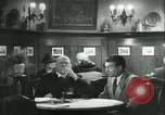 Image of men in bar Germany, 1941, second 33 stock footage video 65675020685