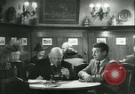 Image of men in bar Germany, 1941, second 35 stock footage video 65675020685