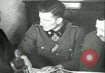 Image of German soldier Germany, 1940, second 28 stock footage video 65675020689